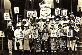 essay of womens suffrage